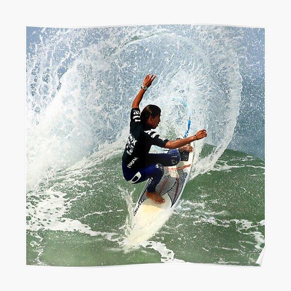 SURFING - GONE SURFING Poster