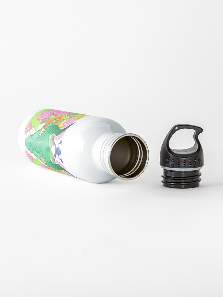 Alternate view of RainWing Face Water Bottle