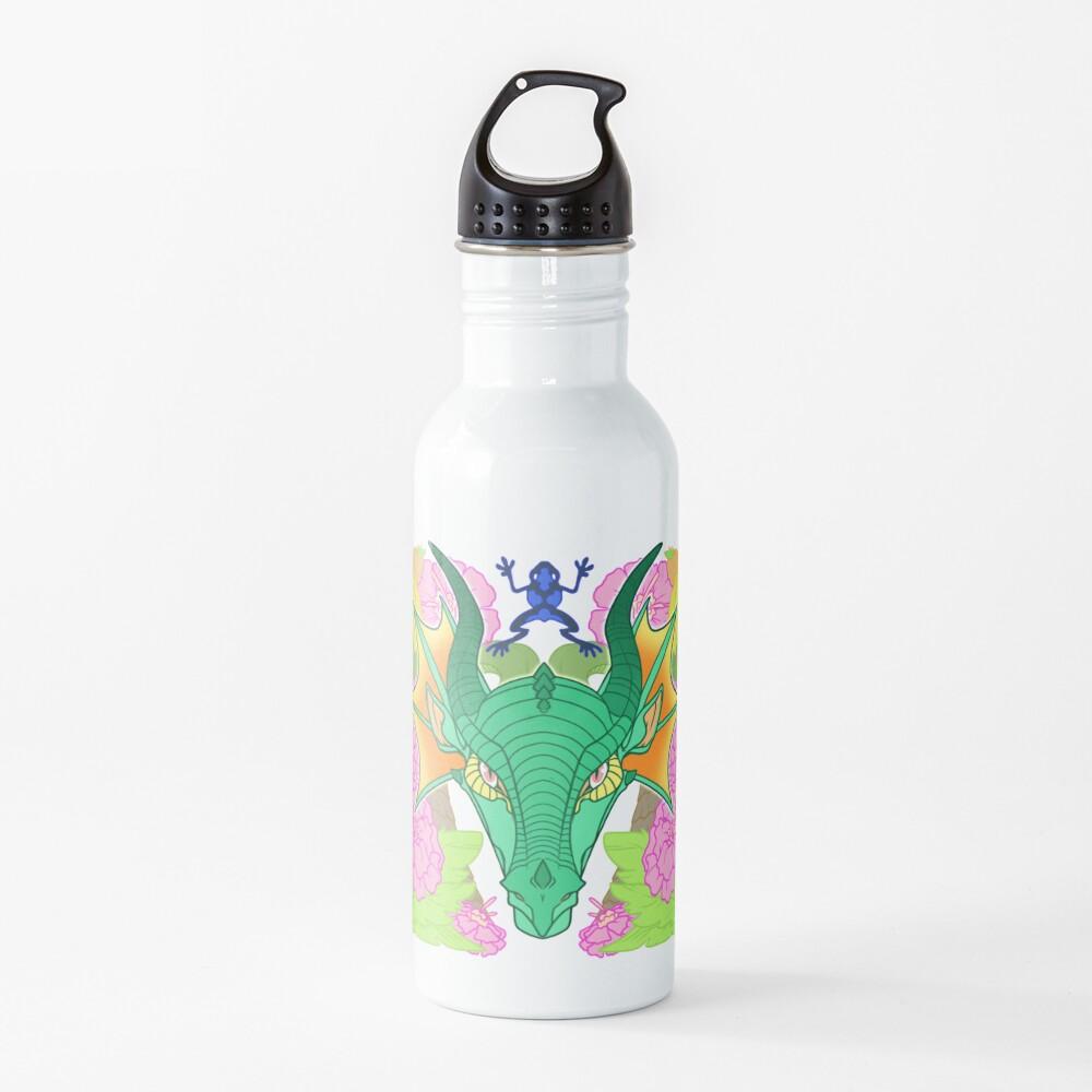RainWing Face Water Bottle