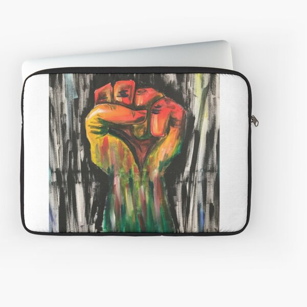 Stand together Laptop Sleeve