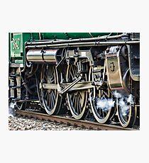Steam Power Photographic Print