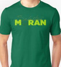 Sebastian Moran, Sniper (in GREEN) Unisex T-Shirt