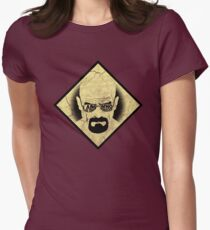 I Am The One Who Knocks Women's Fitted T-Shirt