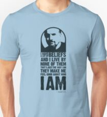 Beliefs Unisex T-Shirt