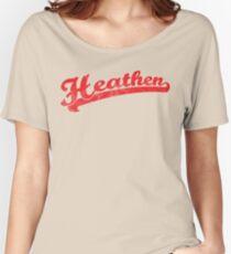 Heathen Women's Relaxed Fit T-Shirt
