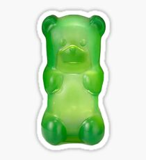 Gummy bear Sticker
