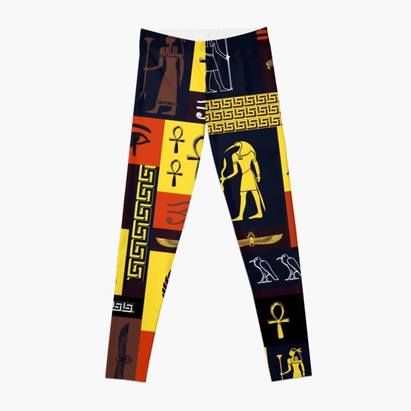 Egyptian Montage Leggings