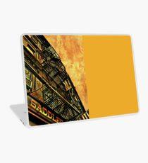 Blazing Saddles NYC, USA Laptop Skin