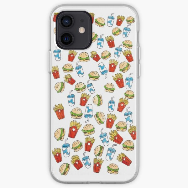 food iPhone Soft Case