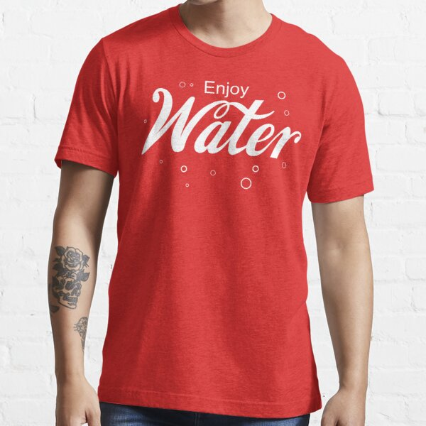 Enjoy WATER Essential T-Shirt
