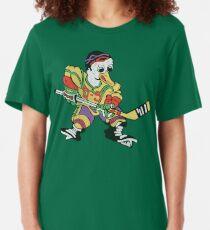 D-5 Ducks Slim Fit T-Shirt