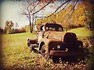 Autumn Truck by FrankieCat