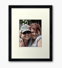 MCC Friendship Framed Print