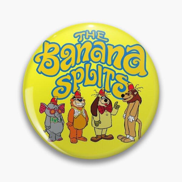 Banana Splits Shirt, Sticker, Mask Pin