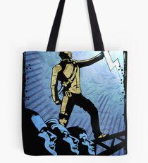 inFAMOUS : Good Karma Poster Tote Bag
