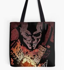 inFAMOUS : Bad Karma Poster Tote Bag