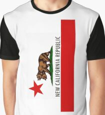 New California Republic Graphic T-Shirt