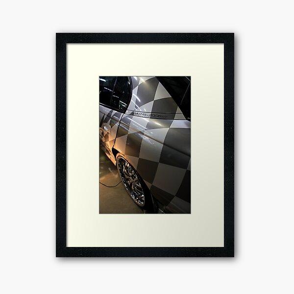 1945-2006 RIP. Framed Art Print