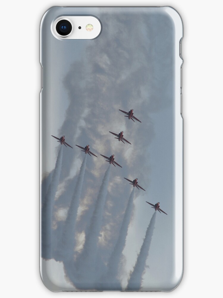 Red Arrows by Timeless Prints