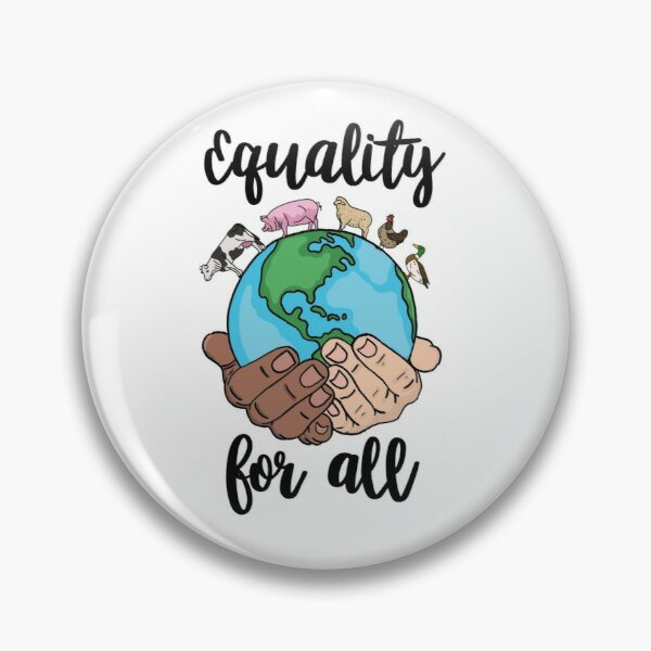 Equality for all  Pin