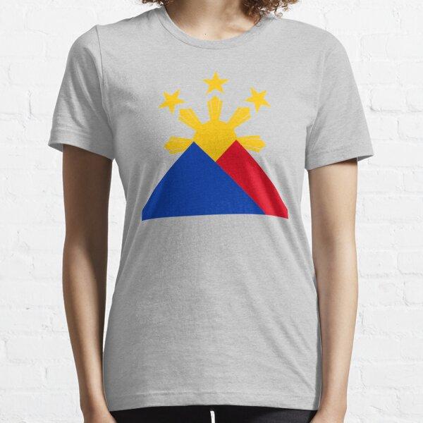 Philippine Flag Landscape Essential T-Shirt