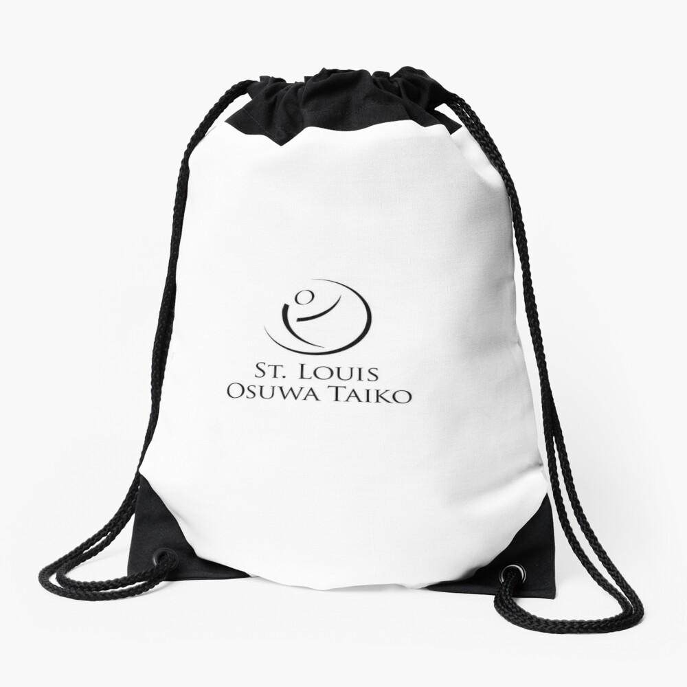 St. Louis Osuwa Taiko Drawstring Bag