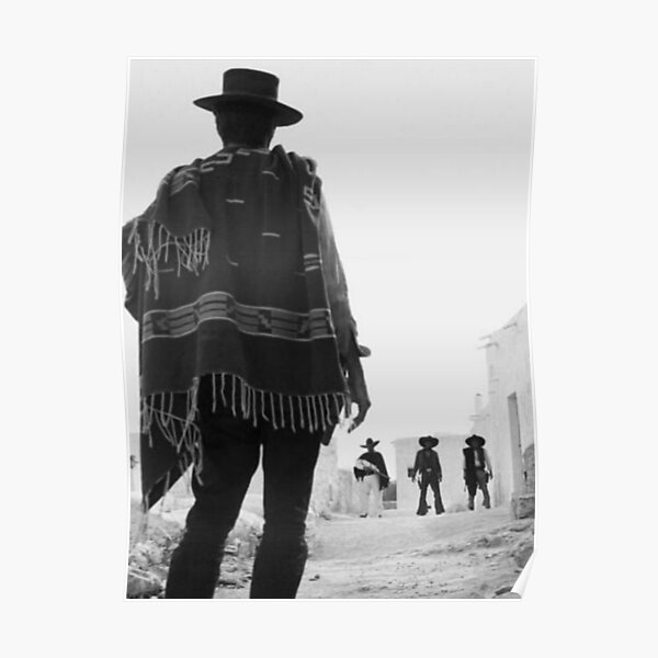 Clint Eastwood Photo 2 - For a Few Dollars More. Poster