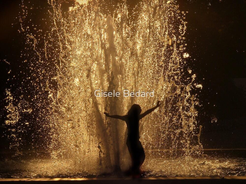 Simple Joy... by Gisele Bedard