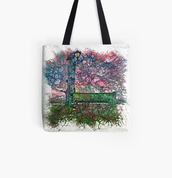 The Atlas of Dreams - Color Plate 182 All Over Print Tote Bag