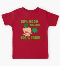 Irish Baby Kids Tee