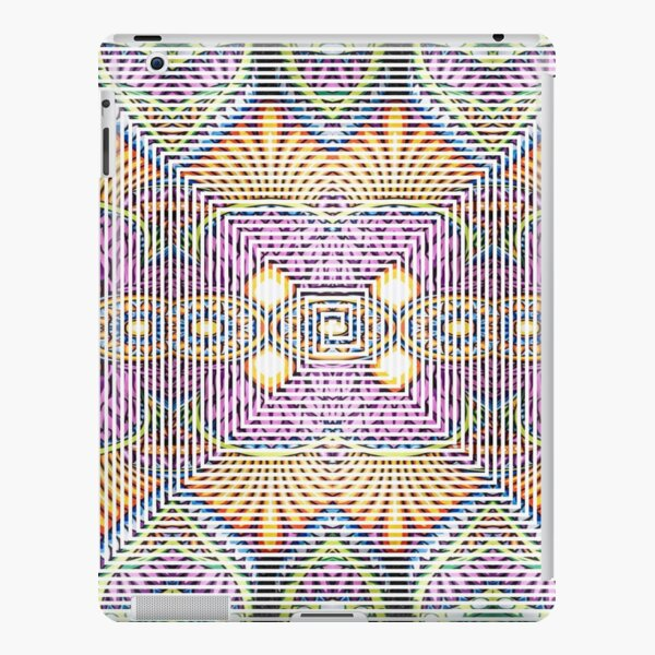 Longboard, Psychedelic art iPad Snap Case