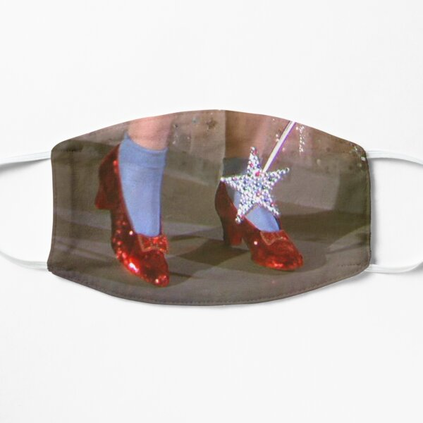 Dorothy red shoes Mask