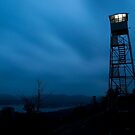 Fire Tower Light by Michael Fey