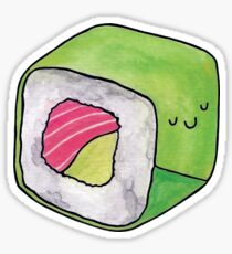 Caterpillar Roll Sticker
