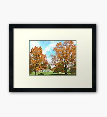 Fall 2012 Collection 12 Framed Print