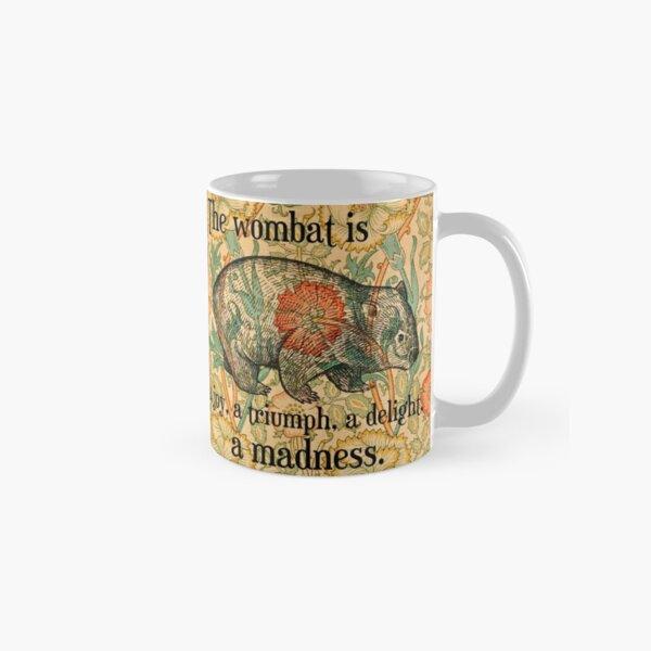 Ode to a Wombat Classic Mug