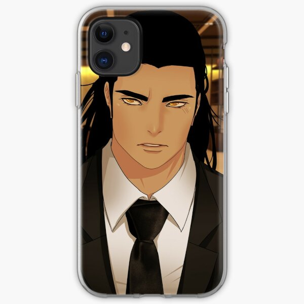 Tora is Broody iPhone Soft Case