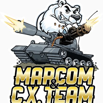 MarCom and CX Team Logo by King-Dave