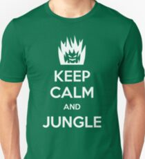 Keep Calm and Jungle T-Shirt
