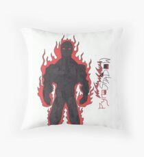 PyroShadow Throw Pillow