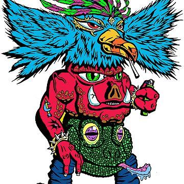 Totem Clan by CerberusAzdin