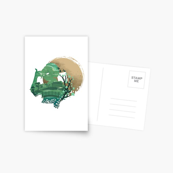 Toph Postcard