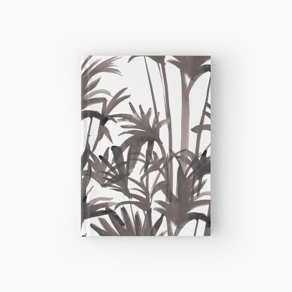 Tropico in black Hardcover Journal