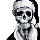 Blackest Ever Black Xmas by Zombie Rust