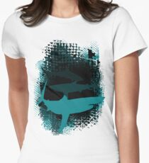 Infested Waters Women's Fitted T-Shirt