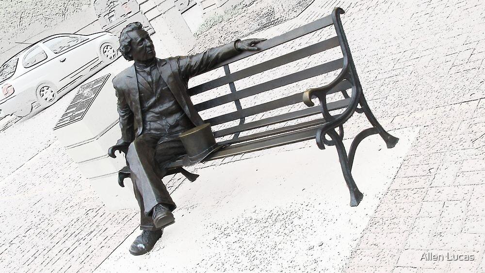 Sir John A. Macdonald Statue by Allen Lucas