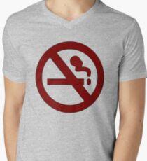 Marceline: No Smoking Shirt Men's V-Neck T-Shirt