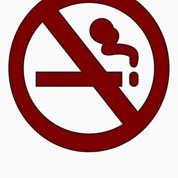 Marceline: No Smoking Shirt by missarrowette