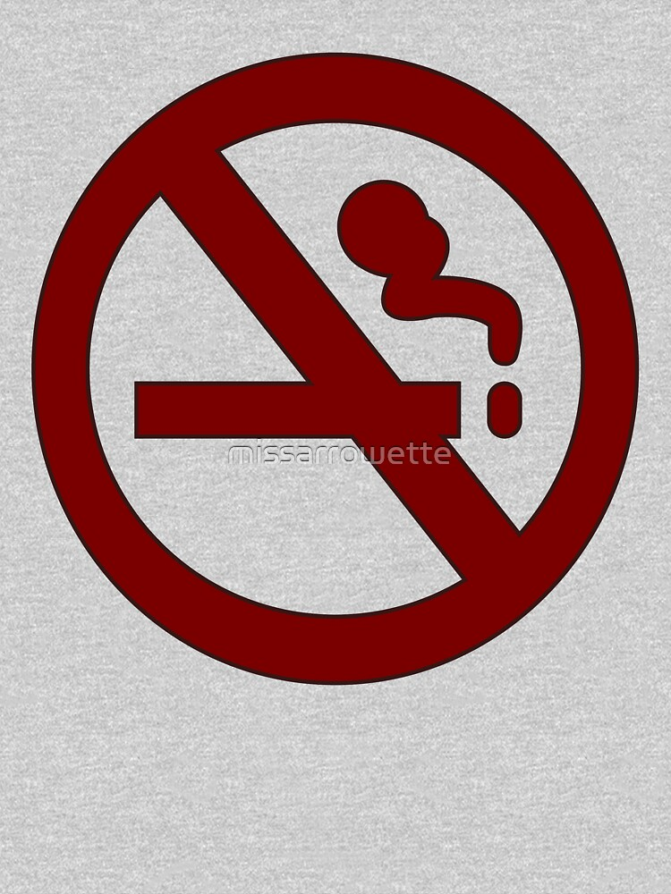 Marceline: No Smoking Shirt | Women's T-Shirt