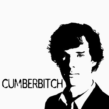 Cumberbitch (detail)  by annab3rl1n